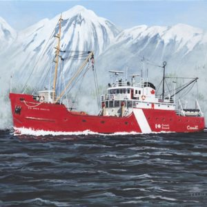 Canadian Coast Guard vessel