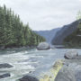 Lowe Inlet Rapids off Grenville Channel