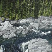 Kennedy River Rocks