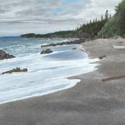 Olympic Peninsula Beach