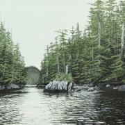 Blunden Harbour Lagoon