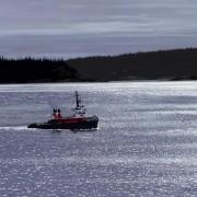 Seaspan Navigator off April Point
