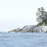 Crossing Queen Charlotte Sound