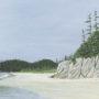 West Beach on Calvert Island